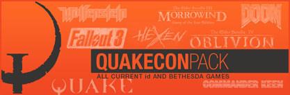 id ve Bethesda oyunları, Quakecon'a özel indirimli