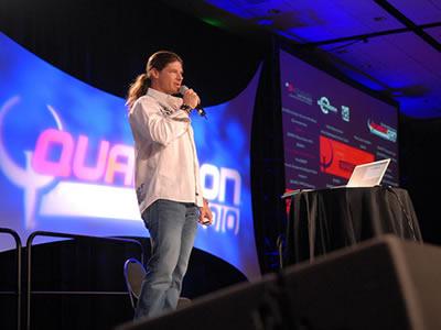 Quakecon 2010 raporu