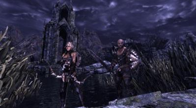 Hunted: The Demon's Forge'un gösterimi Quakecon'da