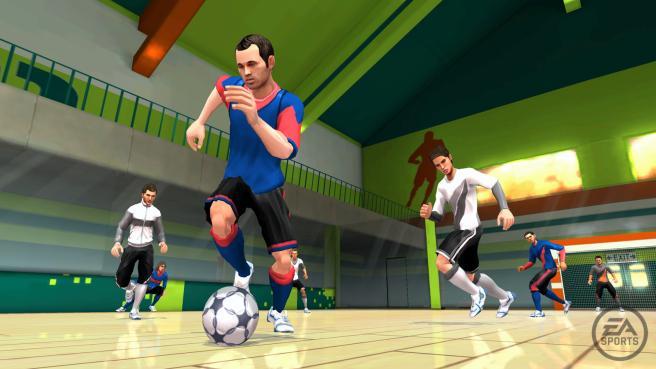FIFA 11'de sokak futbolu