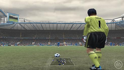 FIFA 11, PS2'de nasıl görünüyor?