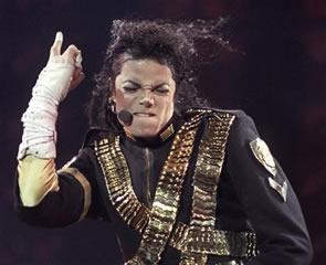 Michael Jackson ertelendi