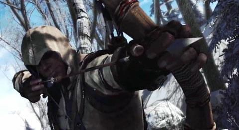 Assassin's Creed 3'ten video üstüne video