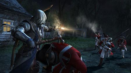 Assassin's Creed 3, Revelations'ı ikiye katladı