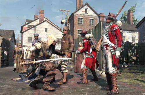 Assassin's Creed 3 şimdiden Ubisoft'un göz bebeği oldu!