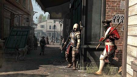 Assassin's Creed 3 kamyonları çalındı
