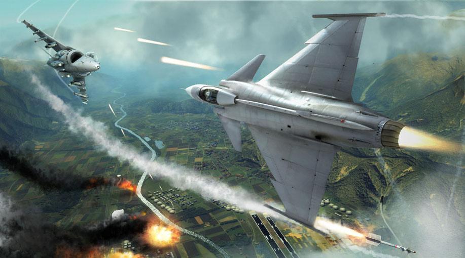 Tom clancy s hawx 2 benchmark geldi hawx 2 pc için ertelendi uçak