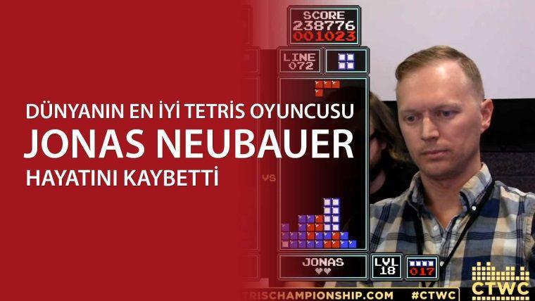 Dünyanın En İyi Tetris Oyuncusu Jonas Neubauer Hayatını Kaybetti