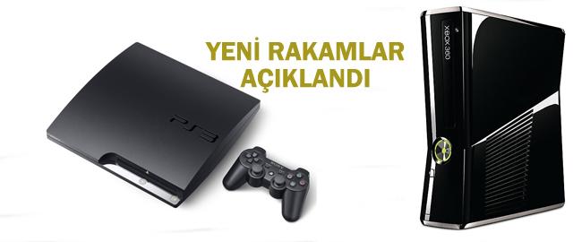 PS3'ün yeni satış rakamı açıklandı