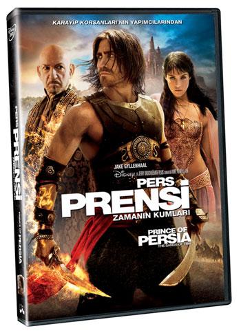 Ödüllü Prince of Persia anketi