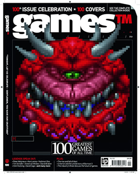 Games TM, 100. sayısında 100 farklı kapak yaptı