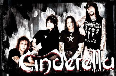 Rock Band 3, Cinderella DLC'si