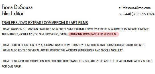 Rock Band: Led Zeppelin?