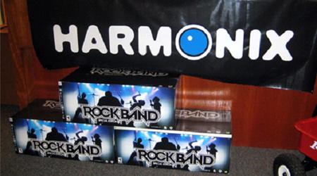 Harmonix'in sitesi saldırı altında!