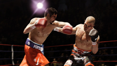Fight Night Champion'ta online ringe buyrun