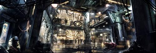 Yeni Deus Ex'ten bilgiler mi var?