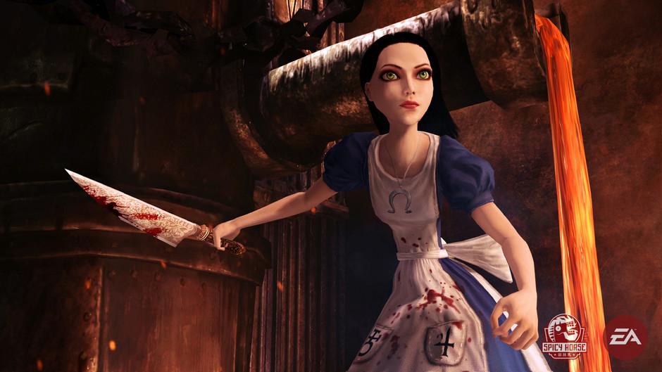 Alice: Madness Returns ESRB'den notunu aldı
