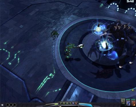Darkspore'un yeni ekran görüntüleri