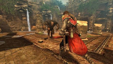 Castlevania: Lords of Shadow'a yama yolda