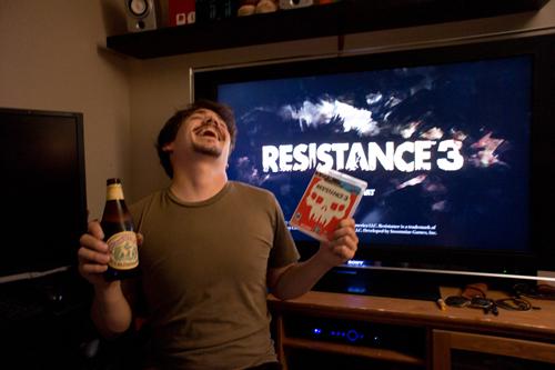 Resistance serisinin Multiplayer moduna elveda edin!