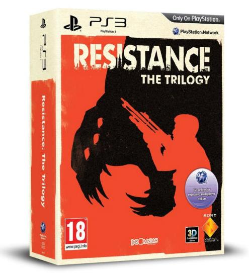 Resistance üçleme olarak geliyor