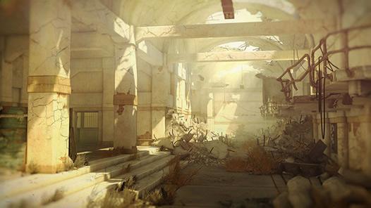 Resistance 3'ün ilk ekran görüntüleri geldi