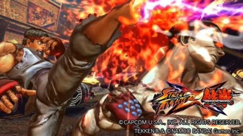 Street Fighter x Tekken'e yeni yama