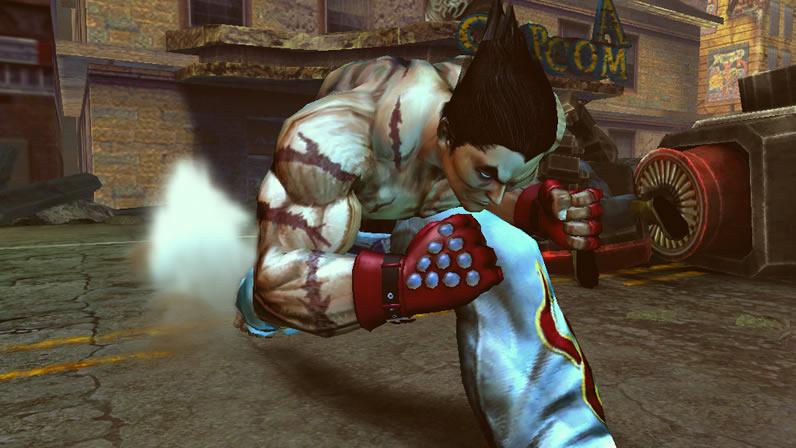 Street Fighter x Tekken'den yeni ekran görüntüleri