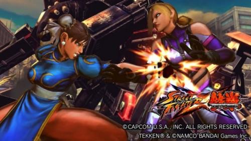 Street Fighter x Tekken'in yeni ekran görüntüleri