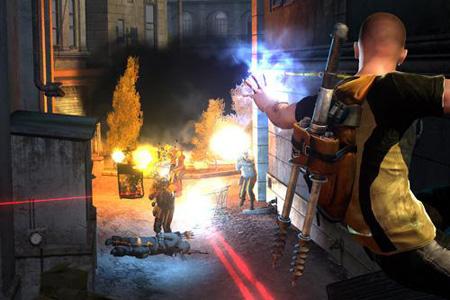 inFamous 2'den yepyeni ekran görüntüleri