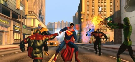 DC Universe Online çıkış tarihine kavuştu
