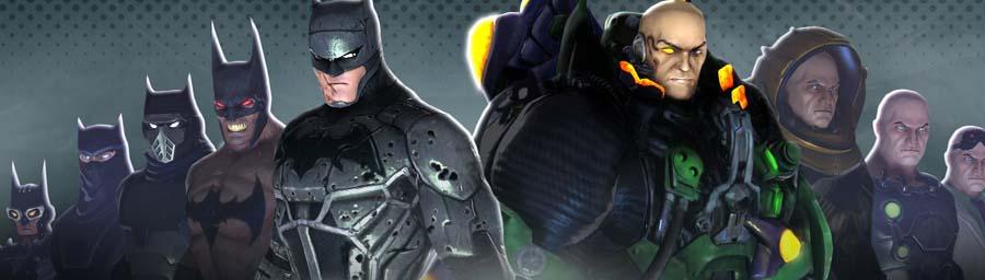 DC Universe Online'dan 31.güncelleme