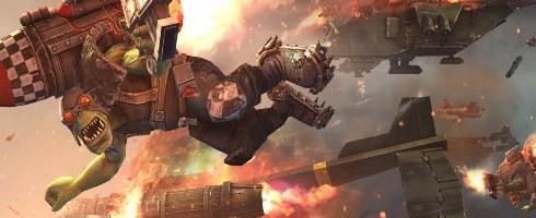 Warhammer 40K: Space Marine duyuruldu