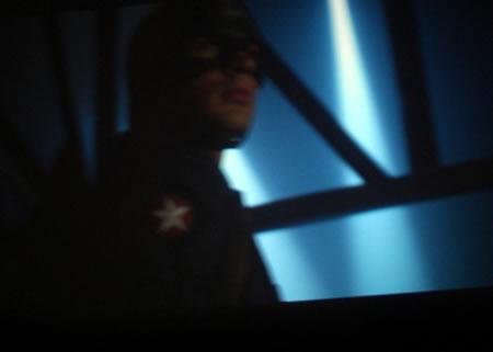 Captain America'nın ilk resmi geldi