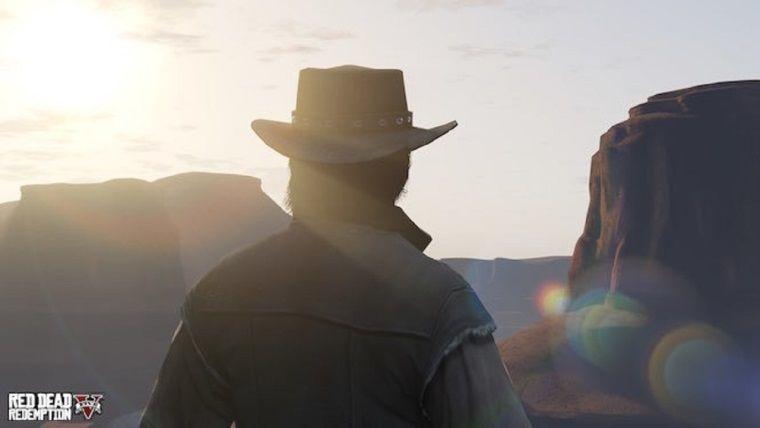 GTA V için yapılan Red Dead Redemption modu bir harika