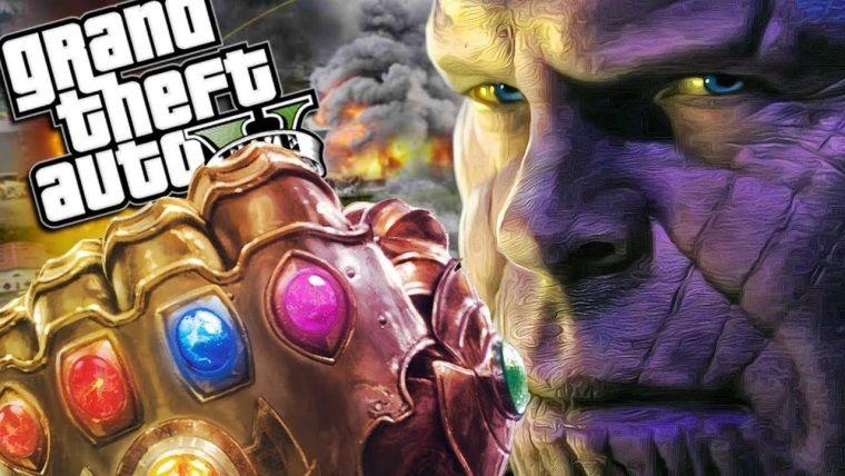 Thanos bu sefer de Los Santos'a bela olmak için geliyor