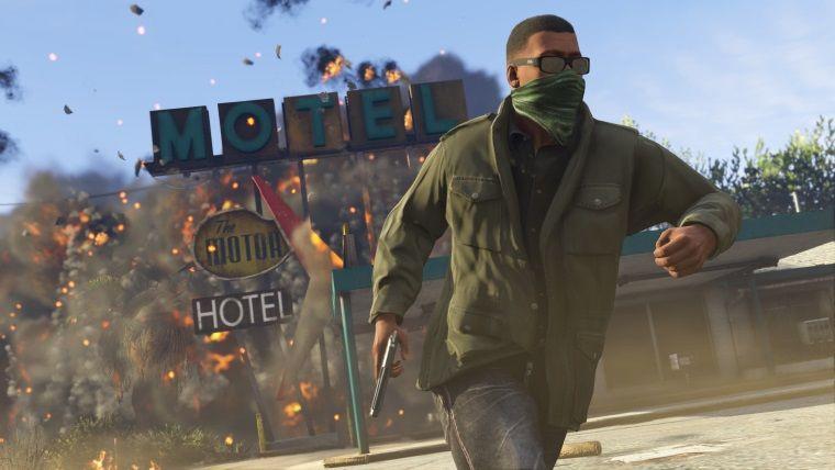 GTA V, Epic Games Store'da BEDAVA oldu