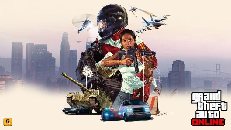 Grand Theft Auto Online için yeni güncelleme duyuruldu