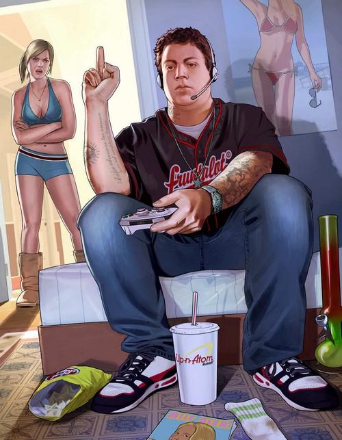 """Rockstar: """"GTA V'te kadın kahraman yok çünkü..."""""""