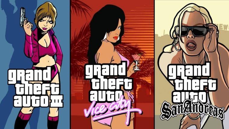 Söylenti: GTA The Trilogy Remastered geliştiriliyor