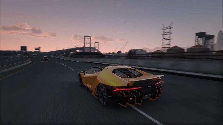 GTA V 8K RTX ve grafik modları ile sınırları zorladılar