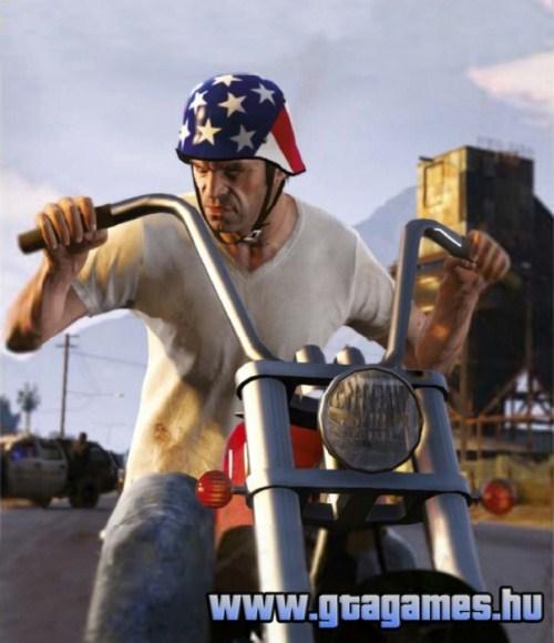 GTA V için yeni bir görsel yayımlandı!