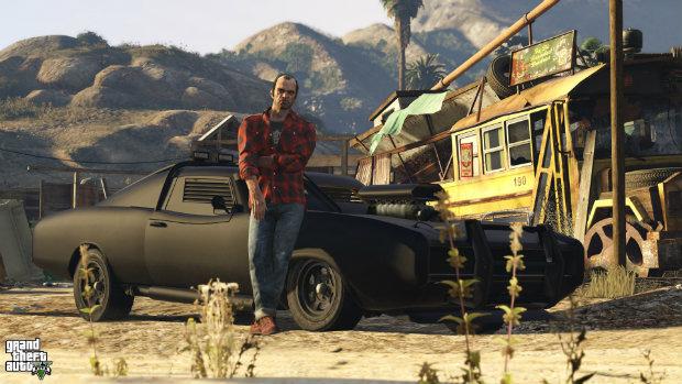 Grand Theft Auto V'in başarısı detaylarda gizli