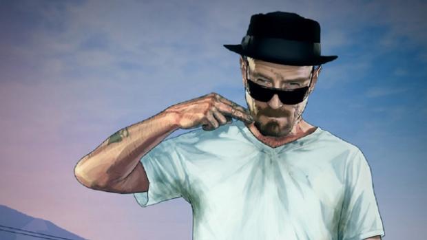 GTA V kutusundan uyuşturucu çıktı!