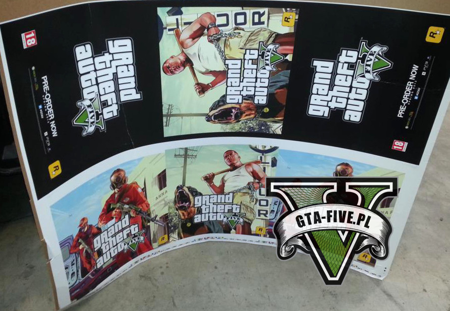 Grand Theft Auto V için taze görüntüler
