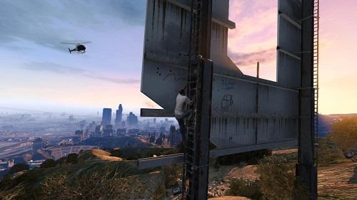 GTA V için 2 yeni görsel yayımlandı!