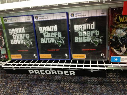 GTA V için şok yaratan PC görseli