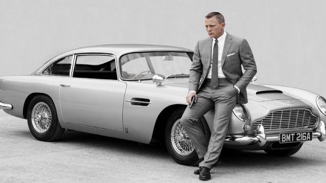 Grand Theft Auto V ile Bond buluşması gerçekleşti
