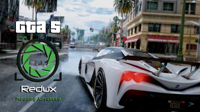 Grand Theft Auto V: Redux çıktı!