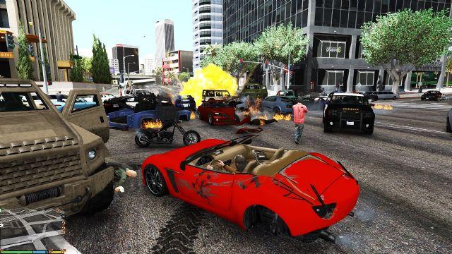 Grand Theft Auto V'in Steam yorumları dibi gördü